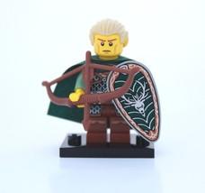 Nouveau Lego mini figurines série 3 8803 - elfe ( ELFE ARCHER / Forestman) - $16.51