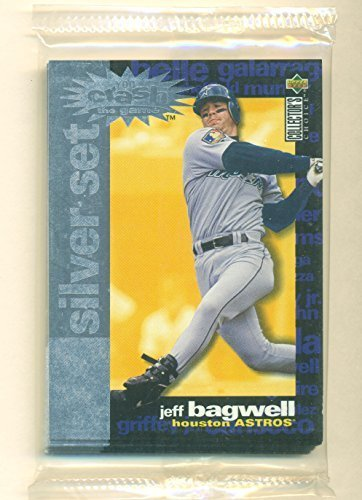 "1995 Upper Deck Collector's Choice Silver ""Crash The Game"" 20 card Sealed Redemp"