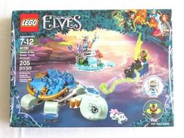 LEGO Elves Naida & the Water Turtle Ambush 41191 Building Kit 205 Piece ... - $19.99