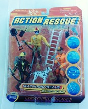 Lanard Action Rescue Emergency Firefighters Dalmation Search Set NIP NOS... - $47.95