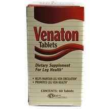 Venaton Tablets Dietary Supplement for Leg Health - 60 Tablets - $19.79