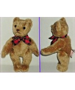"1999 GUND Plush 9603 GENUINE MOHAIR Teddy BEAR 8"" - $19.99"
