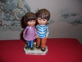 1971 Fran Mar Moppets Figuere 70's Kids-JAPAN - $14.85