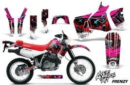 Dirt Bike Autocollant Graphique Kit Mx Wrap pour Honda Xr650l 1993-2018 ... - $168.29