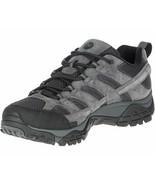 Merrell Moab 2 Vent v2 Suede Waterproof Men Black Grey Trail Hiker Shoes... - £83.32 GBP