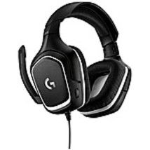 Logitech 981-000830 G332 SE Headset - Stereo - Mini-phone - Wired - 20 H... - $76.33