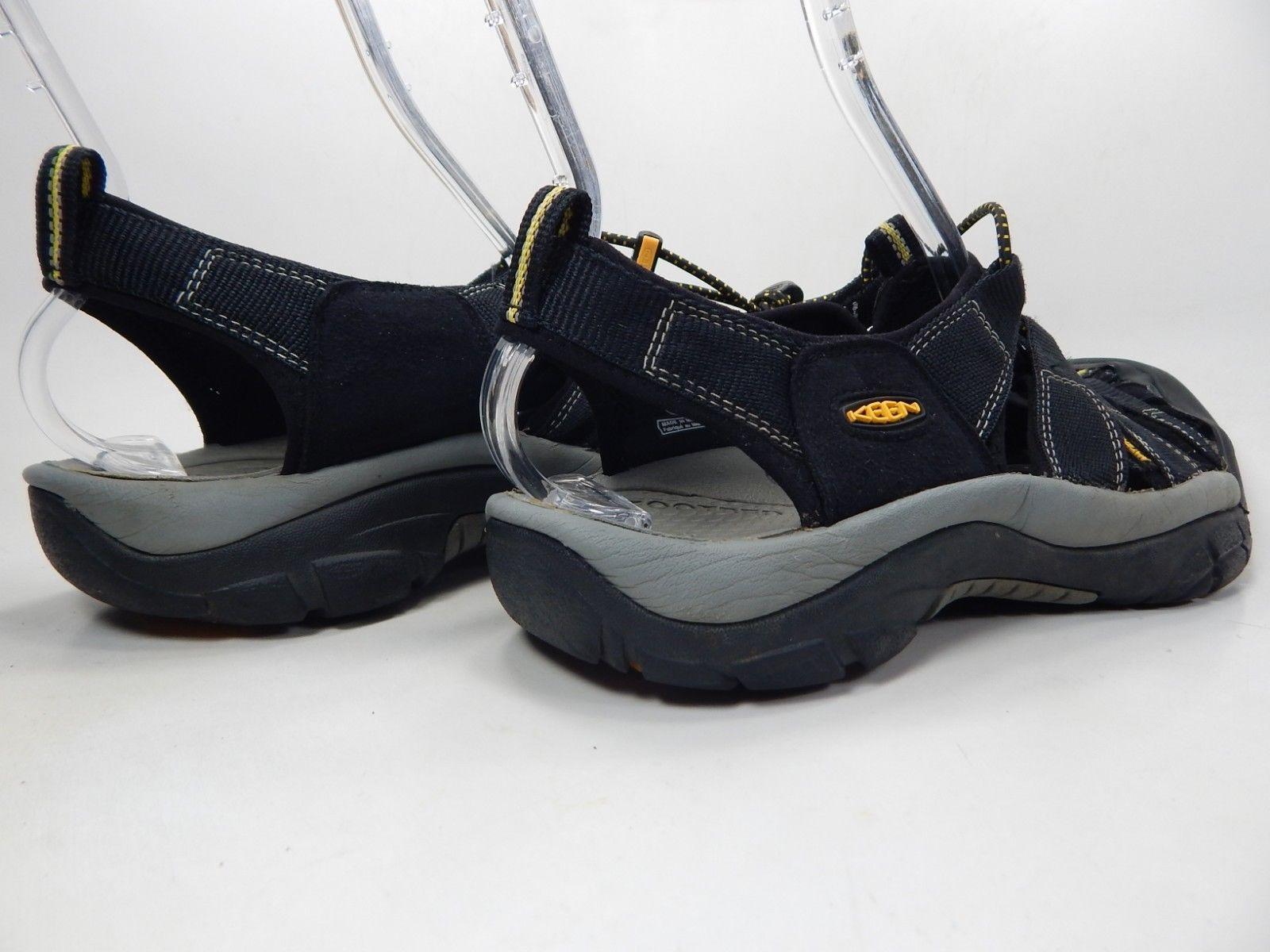 Keen Newport H2 Size US 11.5 M (D) EU 45 Men's Sport Sandals Shoes Black 1001907