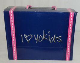 I Love Yo Kids AVA 78K Girls Fringe Boot Rust Silver Studded Size 12 image 8