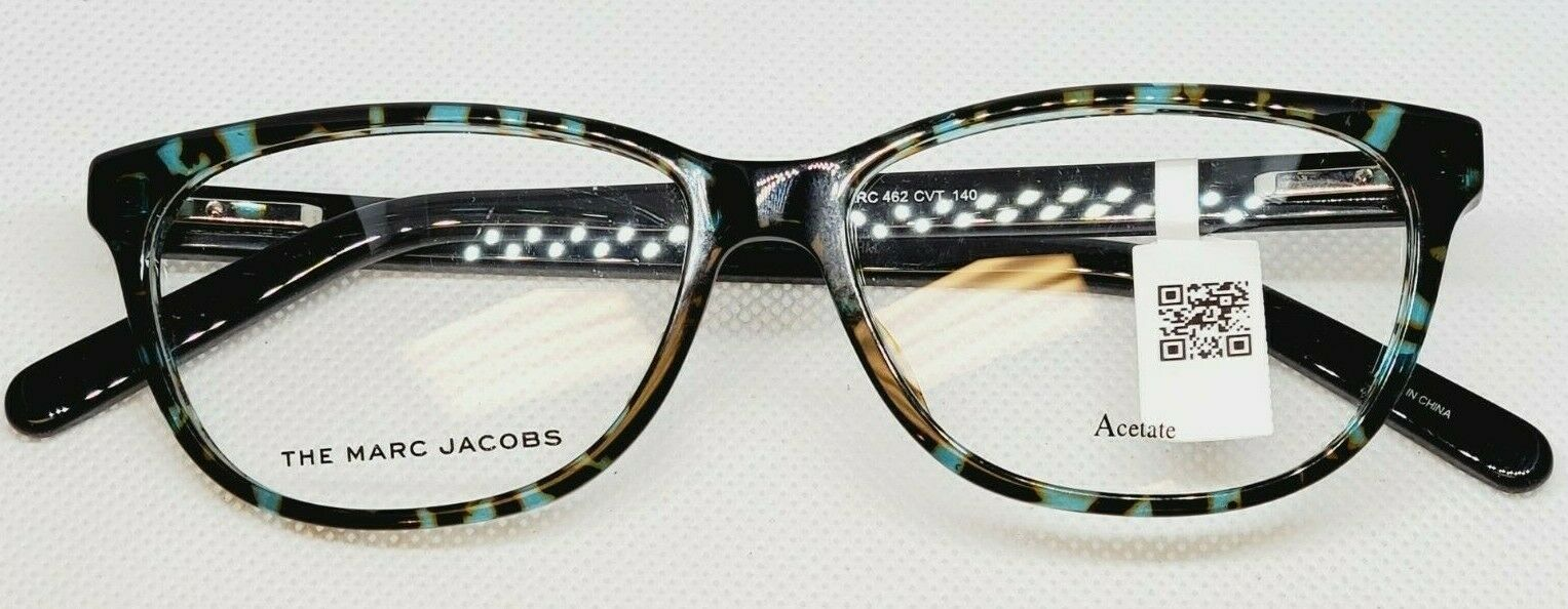 Primary image for New Ladies Marc Jacobs 462 Eyeglasses Frame CVT Size 53
