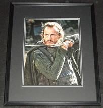 Jerome Flynn Game of Thrones Bronn Framed 11x14 Photo Poster - $55.74
