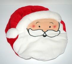 Christmas Santa Claus Toilet Lid Cover, Bathroom Holiday - USA Seller - $9.49