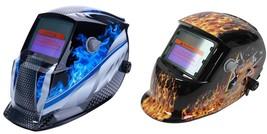 Auto Darkening Solar Welding Helmet ARC TIG MIG Weld Welder Lens Grindin... - $30.99
