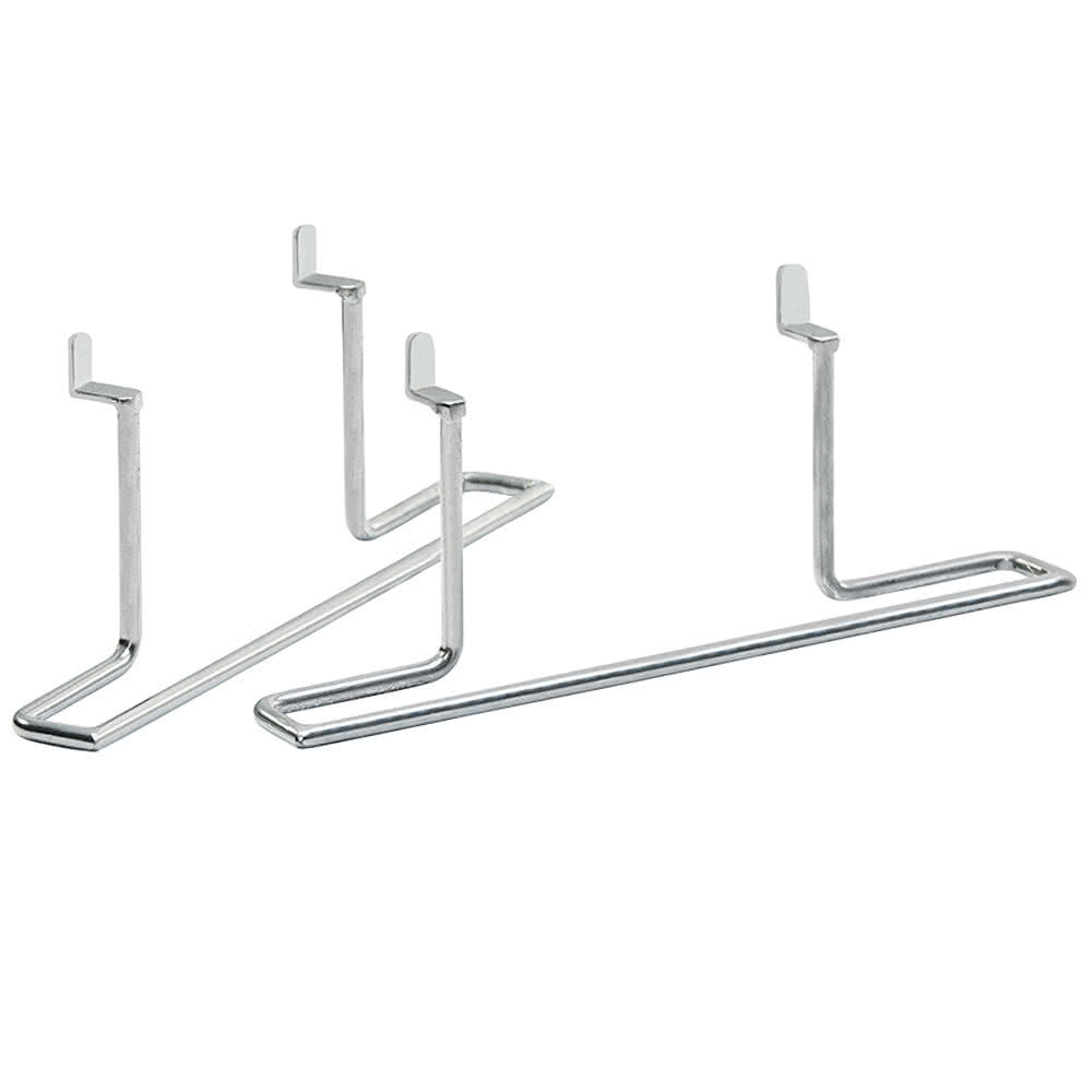 "12""W X 2""D Chrome Shelf Bracket"
