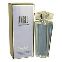 Angel Perfume  By Thierry Mugler for Women 3.4 oz Eau De Parfum Spray Re... - $90.65