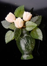 Vintage Swoboda brooch / Flowers for mom / signed jewelry / estate jewelry  - $165.00