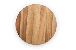 Ironwood Gourmet 28445 Multi-Use Circle Serving Board, Acacia Wood - $34.76