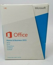 Office Home & Business 2013 Key Card 1PC/1User - $79.99