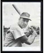 1965 St. Louis Cardinals TITO FRANCONA Original Photo Type 1 - $19.55