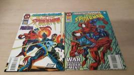 SPIDER-MAN #127 AUG  & 404 AUG  MARVEL  COMICS BOOK FREE SHIPPING VG C24 - $7.88