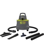 Koblenz WD-6K Wet/Dry Vacuum Cleaner with 6-Gallon Tank - $115.56