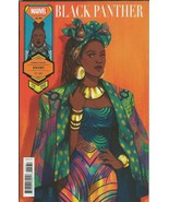 Black Panther Vol 7 #24 2021 Marvel Comic Jen Bartel Shuri Womens Histor... - $12.86