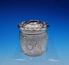 Florentine by Tiffany and Co Sterling Silver Tea Caddy #8793-3092 (#3448) - $1,358.10