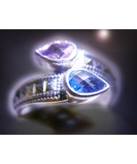 HAUNTED RING 10,000x THE GOLDEN RAYS OF LUCK EXTREME MAGICK ILLUMINATED ... - $277.77