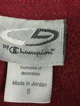 Champion Men Pullover Sweatshirt Fuzzy 3/4 Zip Long Sleeve Athletic Size S  image 4