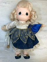 """Vintage Precious Moment's PMI """"Tooth Fairy"""" 12"""" Vinyl Doll, MISSING WINGS - $19.68"""
