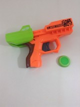 Ricochet Nerf Gun Hasbro Zombie Strike Vortex Disc-Launching Blaster w/ ... - $15.10