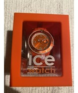 Ice-Watch Sunshine Orange Dial Silicone Strap Unisex Watch SUN.NOE.U.S.13 - $27.72