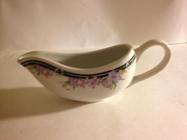 "VINTAGE GRAVY BOAT DISH IMPORTED BY MCCRORY STORES CHINA  9""Long 2.5"" Ta... - $15.11"