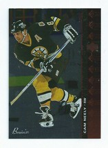 Cam Neely 1994-95 Upper Deck Upper Deck SP #SP-6 Boston Bruins Hockey Card NM - $1.57