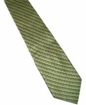 """Kenneth Cole New York Men's Silk Neck Tie Beige Gold Brown 57"""" - $11.87"""