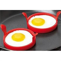 For Kitchen, 1Pcs Silicone Egg Tools Pancake Rings - $5.99+