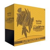 Mint Pokemon Tcg Sun Moon-Guardians Rising Elite Trainer Box Card Game - - $112.61