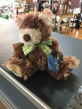 "2009 BOYDS BEAR ""Carrie N. Hope"" Daffodil Days w/Tag American Cancer Society F24 - $9.74"