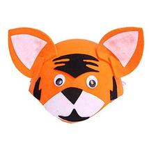 PANDA SUPERSTORE Set of 2 [Cool Tiger] Kids Party Favors Funny Party Hats Kids T