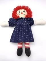 """Dakin Large Soft Stuffed 85th Birthday Raggedy Ann Doll Toy 17"""" Tall - $11.39"""