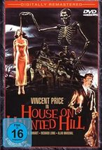 House on Haunted Hill DVD - $4.95
