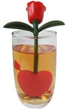 QOCOO 2 Pack FDA Standard Food Grade Silicone Tea Filter Funny and Roman... - £10.87 GBP