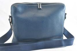 LOUIS VUITTON Taiga Grigori Messenger MM Shoulder Bag M30206 Auth 1872 - $680.00