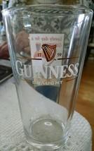 Guinness Draught American GlassToucan glass e71 - $5.00