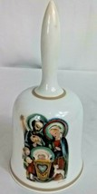Vintage Authentic  BERTA HUMMEL 1973 Christmas Bell 2ND In Series LTD. E... - $18.49