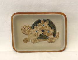 Vintage Takahashi San Francisco turtle soap dish or trinket tray made in... - £7.71 GBP