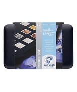 Van Gogh Watercolor Paint Set, Plastic Pocketbox, 12-Half Pan Specialty ... - $42.04