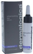 Dermalogica UltraCalming Ultrasmoothing Eye Serum 0.5oz / 15mL NEW IN BOX - $51.48