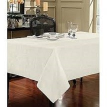 Lauren Ralph Lauren Table Linens Suite White Paisley 15 x 72 Table Runner - $59.39