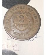 1865 2 Cent Piece - $21.99