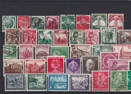 Germany Mixed Vintage Stamps Ref 24805 - $9.48